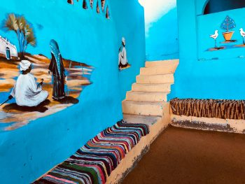 Nubian House, Africa. Over 50s Travel Inspiration