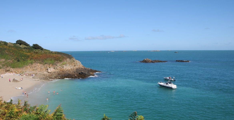 Belvoir Bay, Herm Island, Guernsey