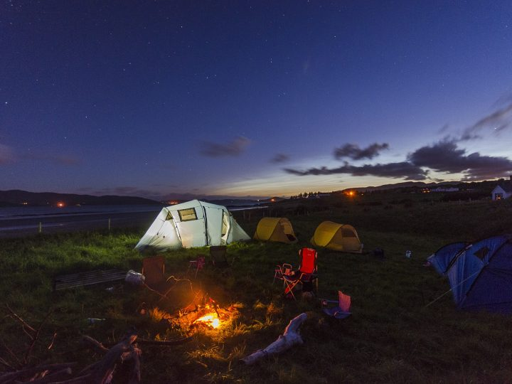 How to Survive a Camping Trip In The Rain
