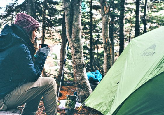 Frugal camping hacks