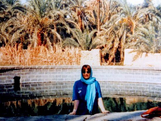 Cleopatras Well Siwa Oasis, Egypt