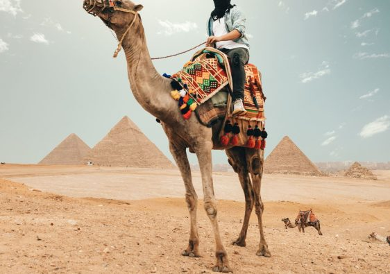 Women's Packing List for Travel to Egypt