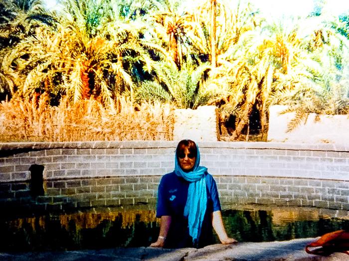 Cleopatras Well Siwa