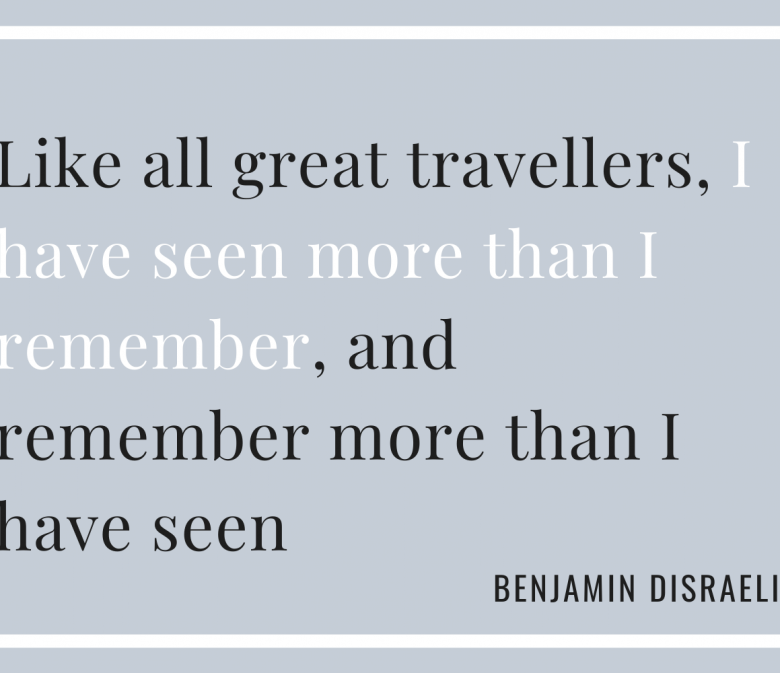 143 Inspirational travel quotes