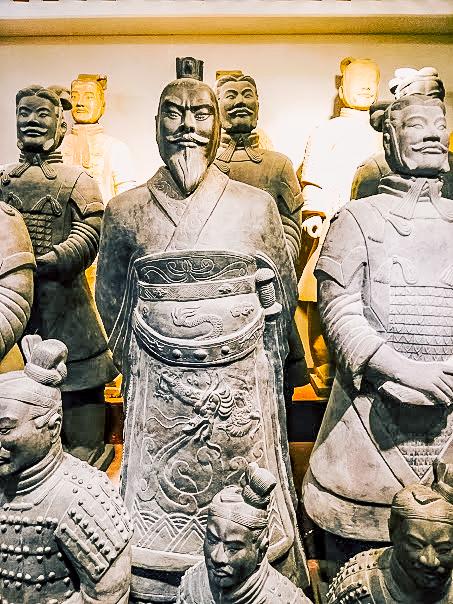 Terracotta Warrior Xian