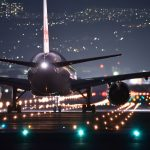 Night flight from city - how to get flight upgrades