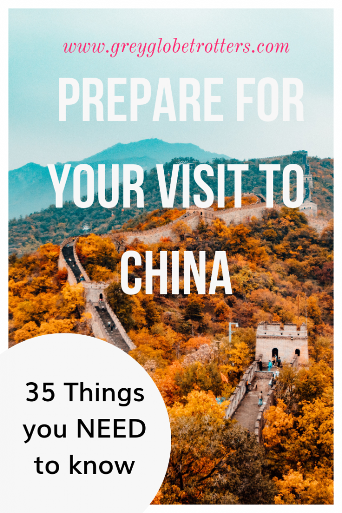 First China Vacation Hacks | 33 Tips For Visiting China