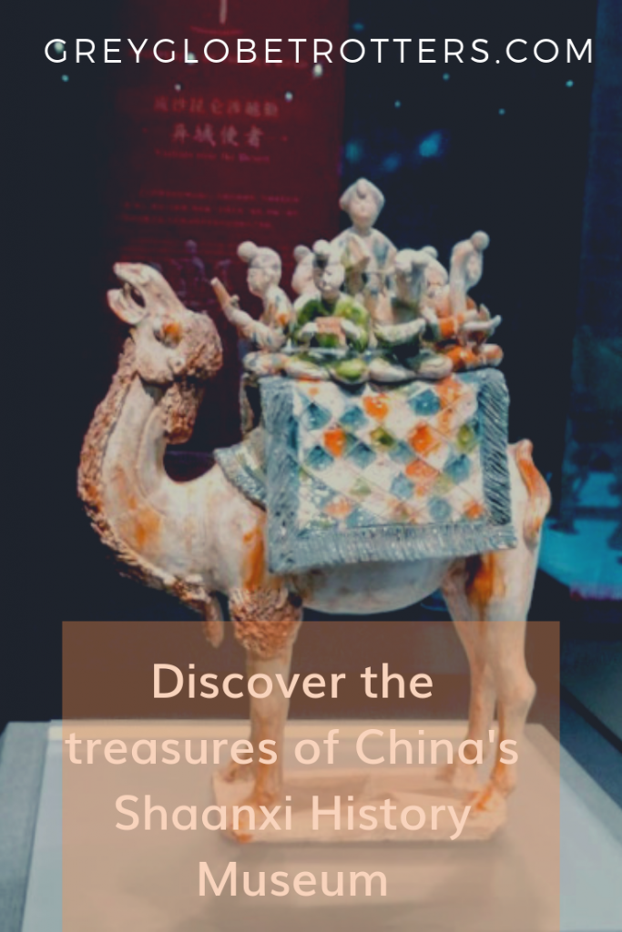 Discover the treasures of China's Shaanxi History Museum in Xi'an