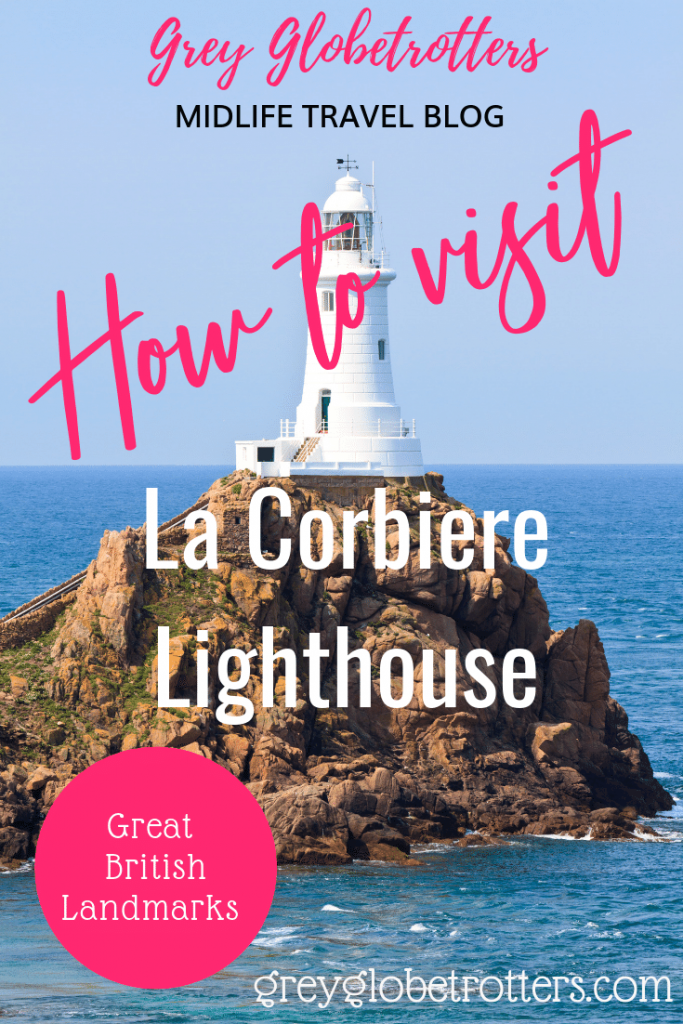 The Only Way to See La Corbiere Lighthouse