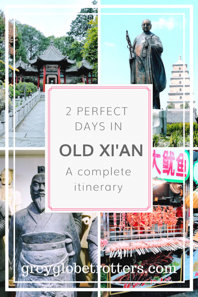 2 Perfect Days in Old Xian, China | Grey Globetrotters