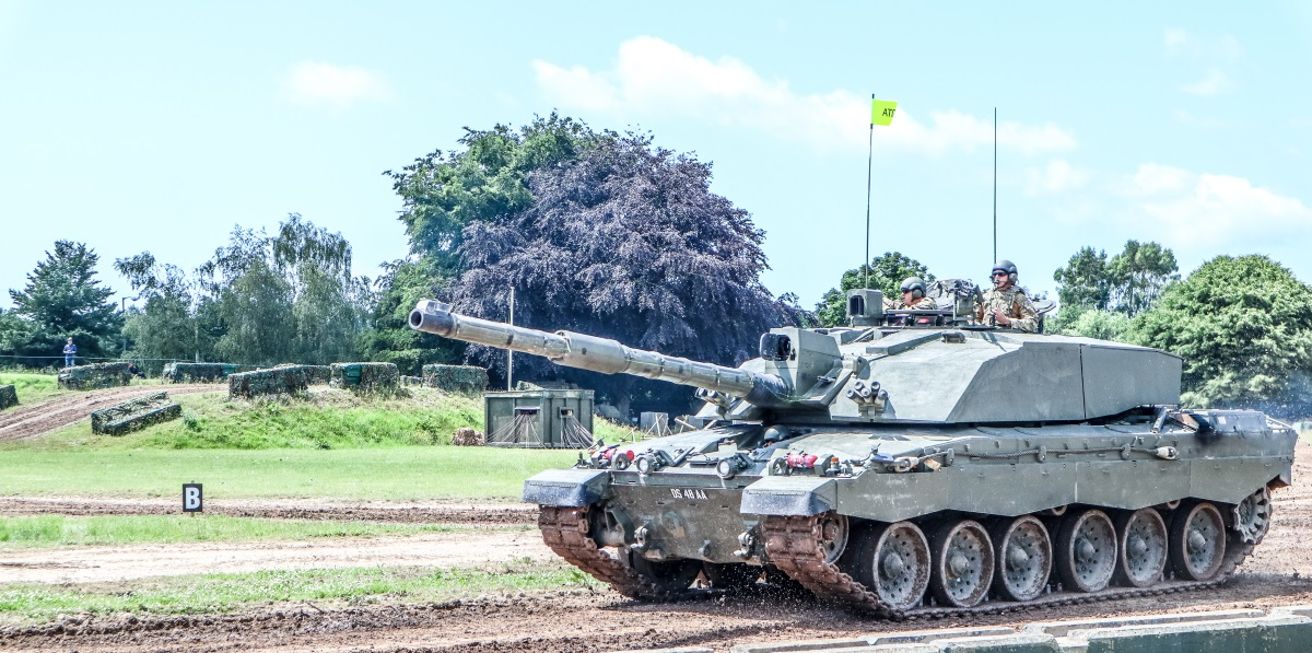Visiting the Tank Museum