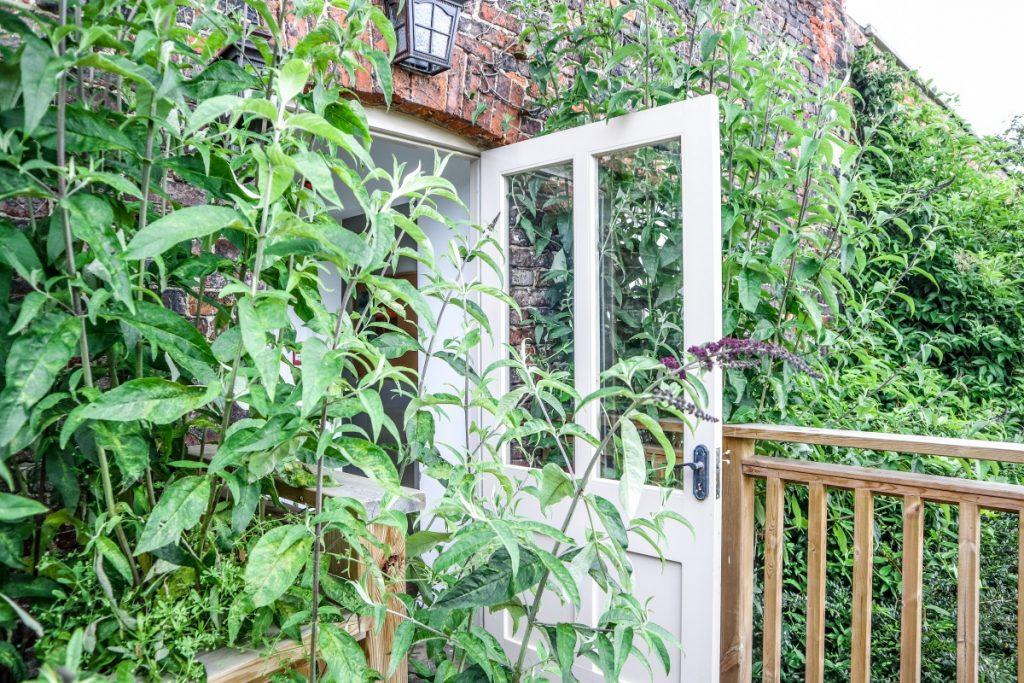 Visitng Harewood House Garden 1