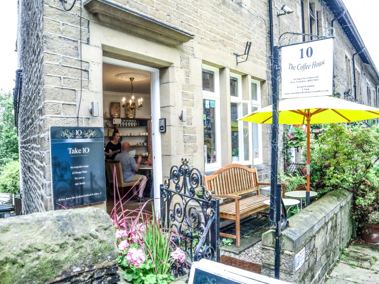 10 the Coffee House is THE place to eat in Howarth, Yorkshire | GreyGlobetrotters.com