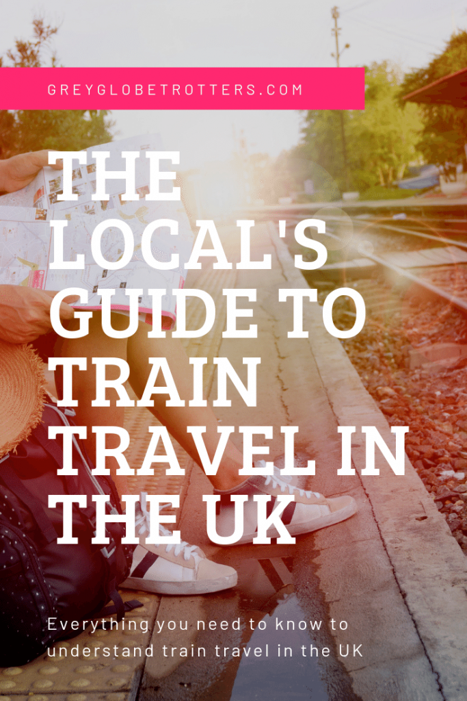 The Local's Guide to Train Travel in the UK