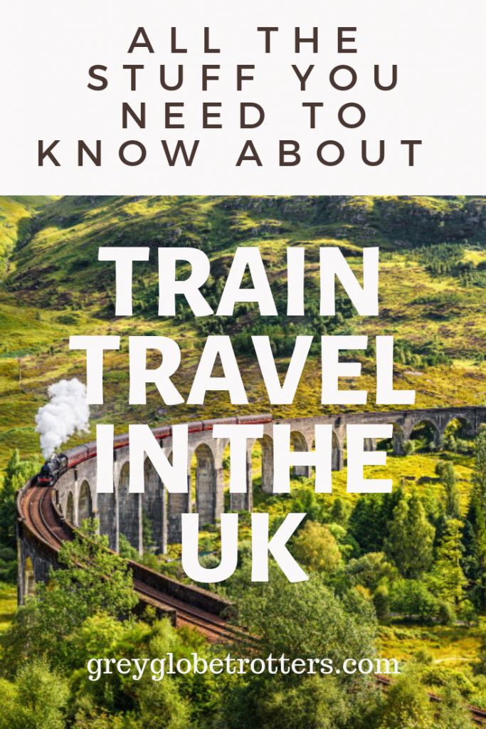 All The Stuff You Need To Know About Train Travel in the UK