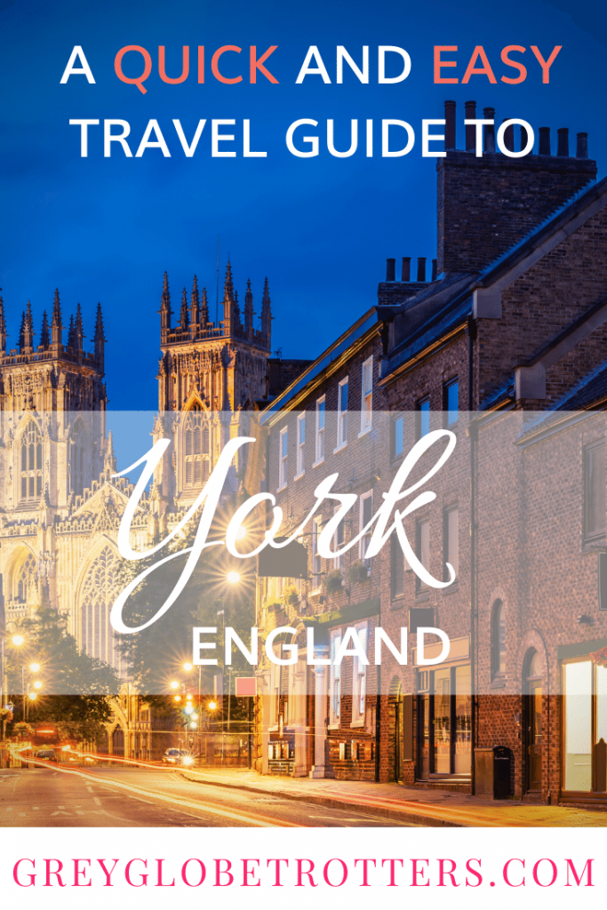Copy of Day trips from York