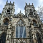 York Minster West Gate - One Must-See on a Weekend in York