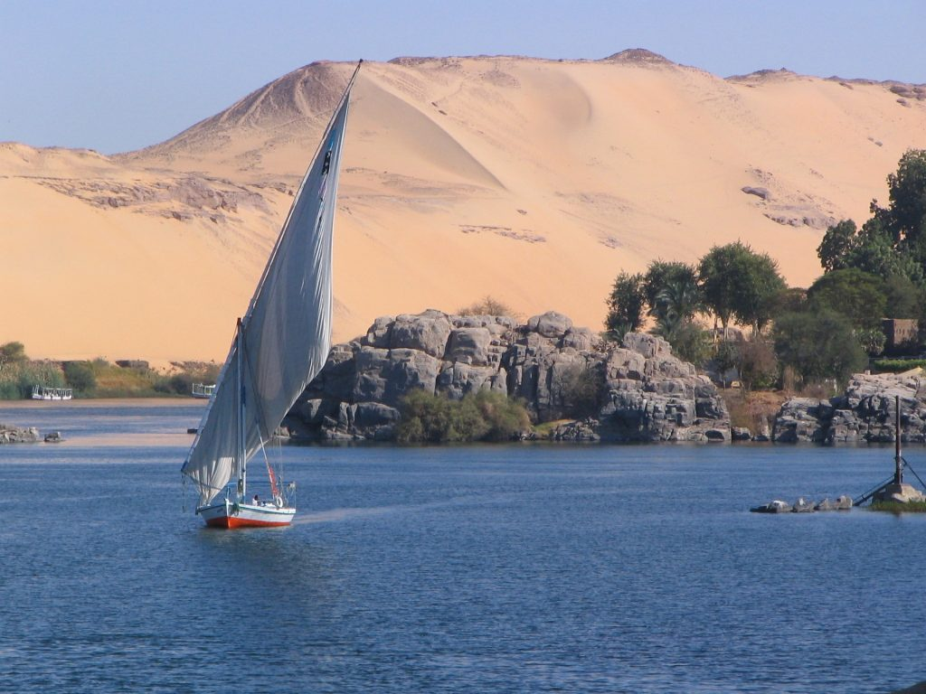Taking a Felucca on the Nile without checking all of the trip detail is one of the biggest travel mistakes to avoid in Egypt