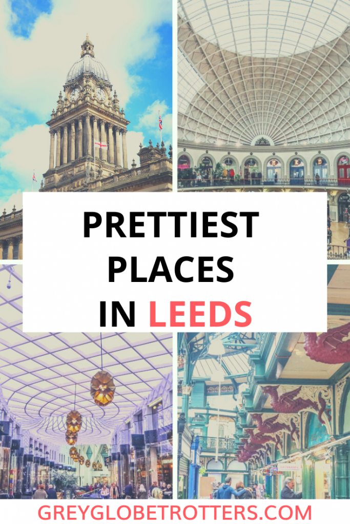 Check out the most instagrammable places in Leeds and fill up your Instagram feed