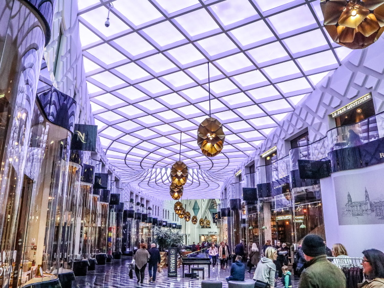 Leeds Victoria Gate shopping centre is one of latest entries to the list of the most instagrammable places in Leeds
