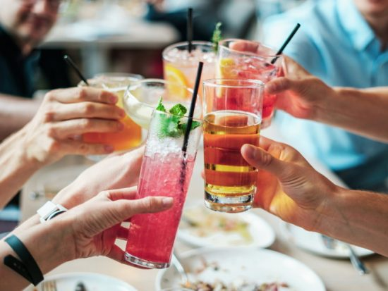 Drinking too much or using ice cubes on holiday could leave you with a nasty case of Delhi Belly