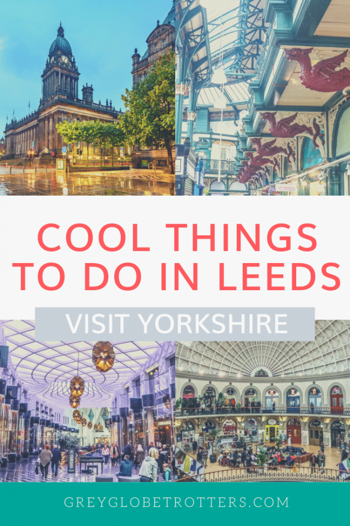 Are you planning a trip to Leeds, UK? This Leeds itinerary blog shows you how to find all the highlights and hidden gems in this great city, the cultural capital of West Yorkshire, UK. Discover tips on what to do, where to eat, stay and shop, from a Yorkshire local
