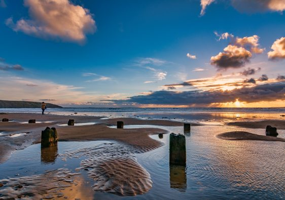 Filey Bay North Yorkshire