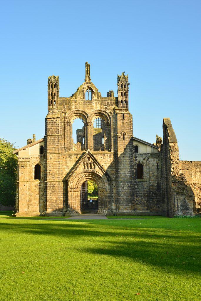Kirkstall Abbey Leeds UK 1