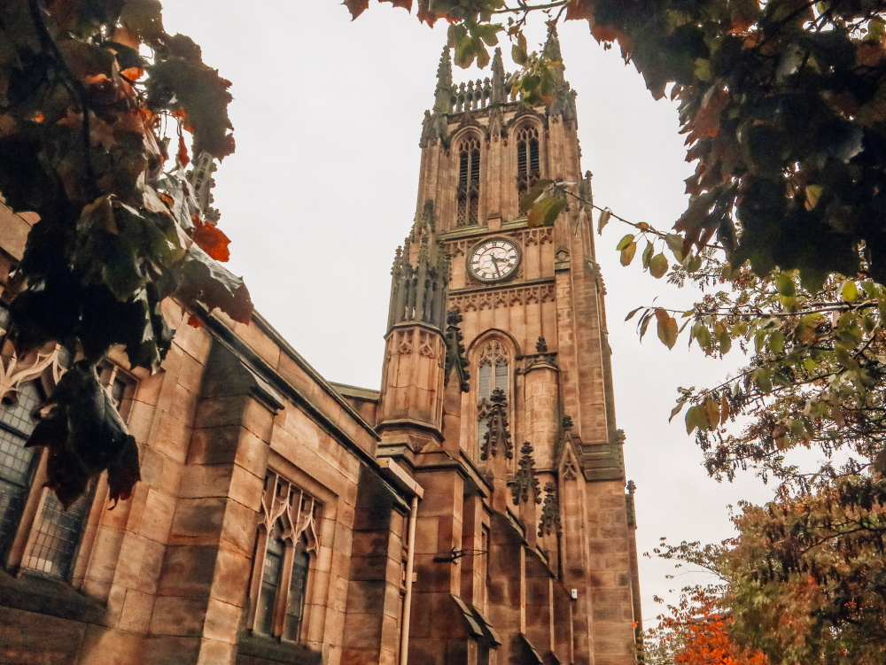 The Bell Tower of Leeds Minster
