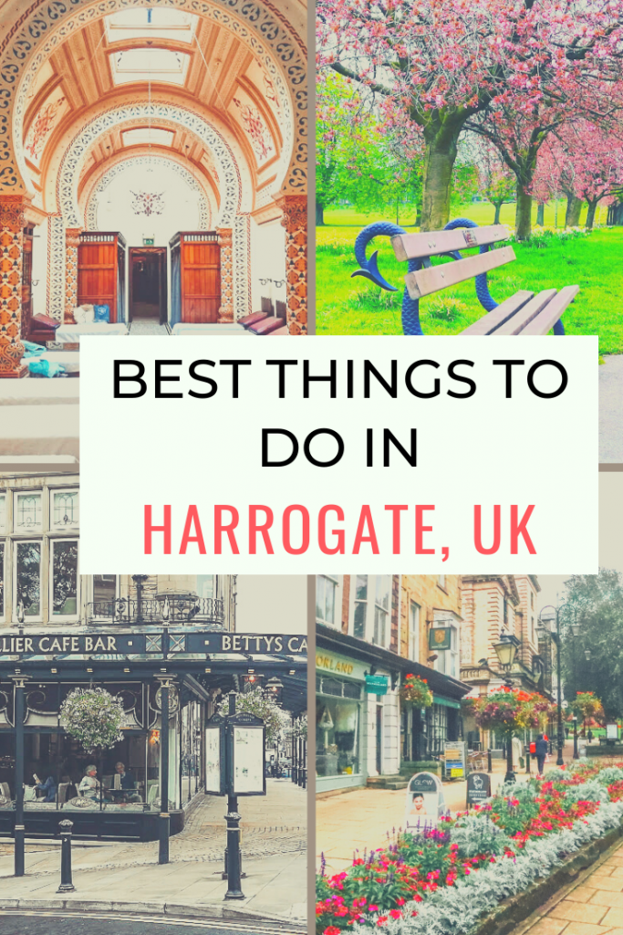 Discover the best things to do in Harrogate England with this local's insider guide to what to do in the elegant North Yorkshire spa town of Harrogate.
