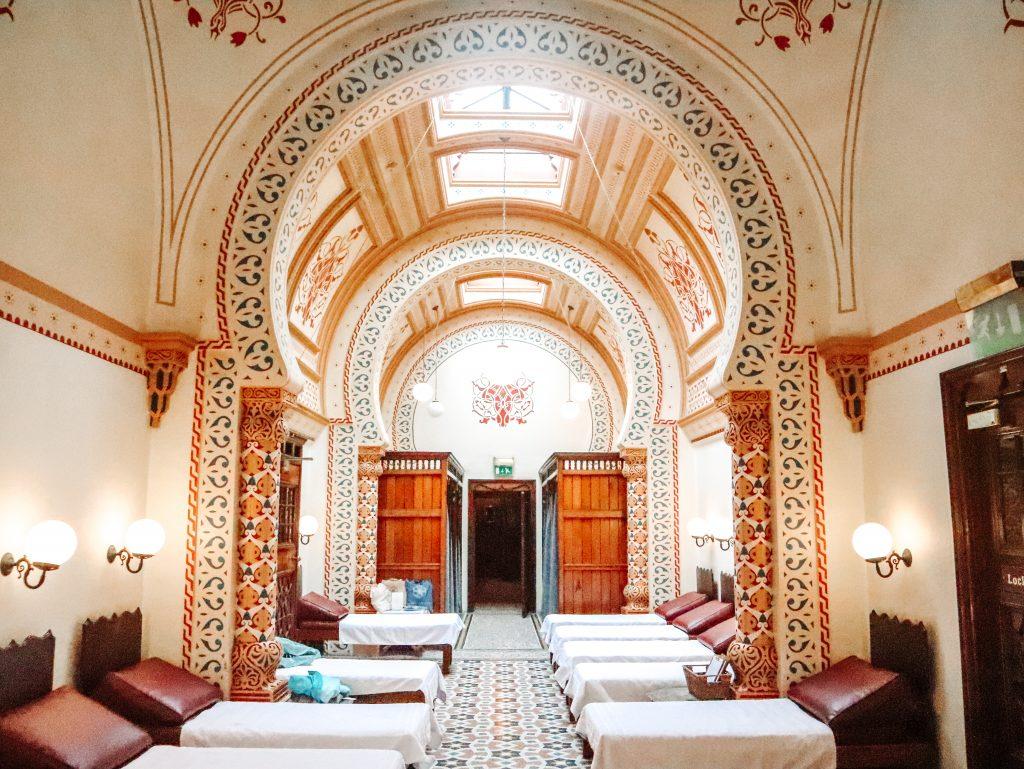 Frigidarium Harrogate Turkish Baths