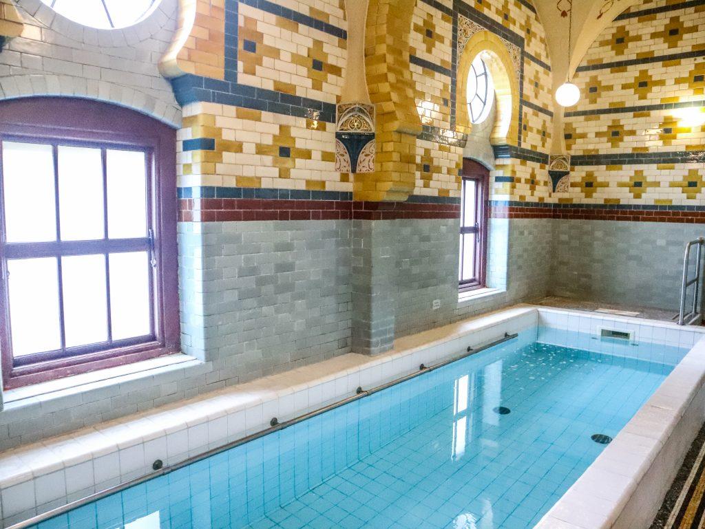 Harrogate Turkish Baths Frigidarium 1