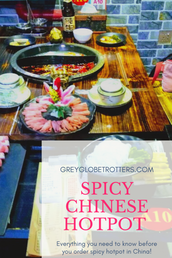 Learn everything you need to know about spicy hot pots in China. Don't make the mistakes I did - learn what the experience is really like!