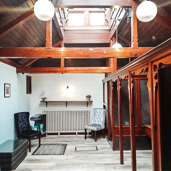 The Luxurious Victorian Changing Room at Harrogate Turkish Baths 1