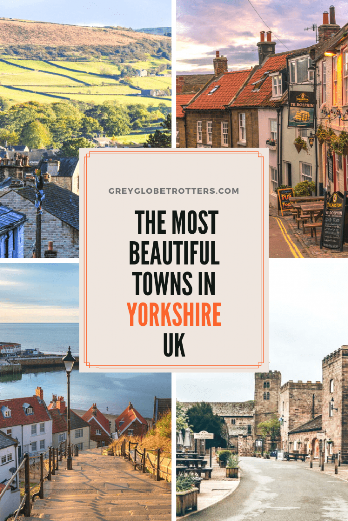 Are you planning a trip to the UK or to Yorkshire? This comprehensive guide shows you the most beautiful towns in England's biggest county. Which will you fall in love with?