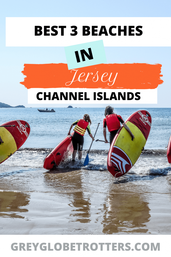 All the best beaches in Jersey in one place. Feast your eyes!