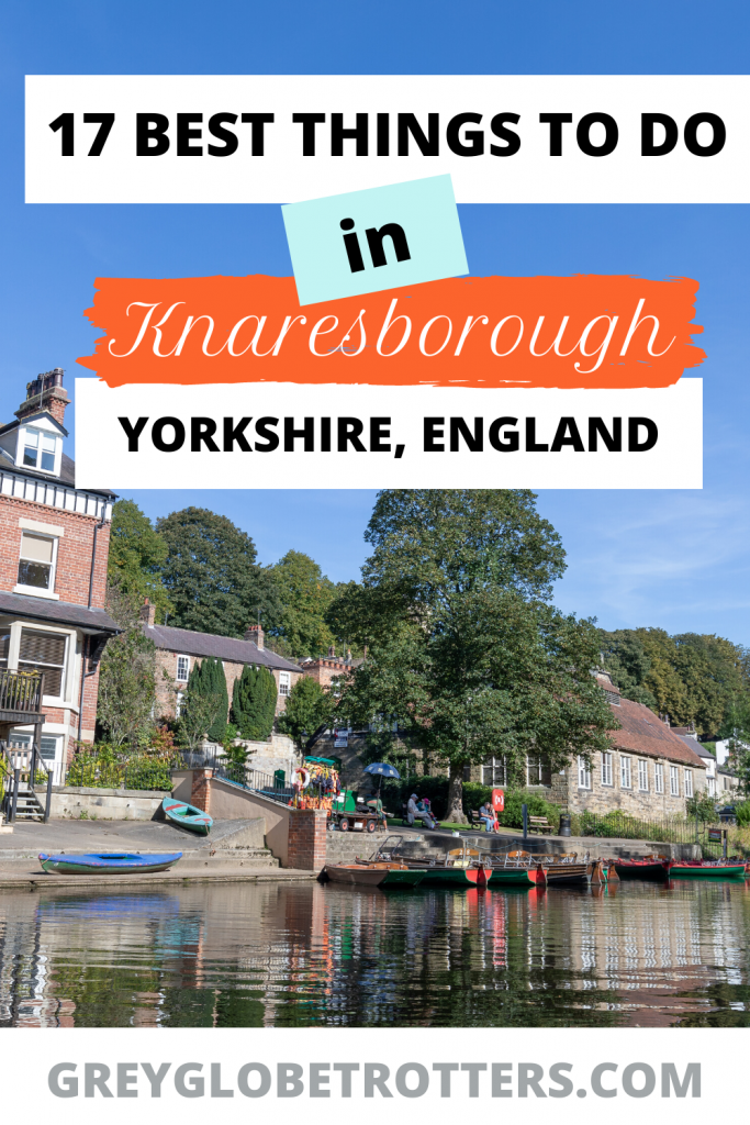 Pretty as a postcard, Knaresborough in North Yorkshire is a gem worth making a trip to experience. Quintessentially British, there's so much to see and do in this historic little town