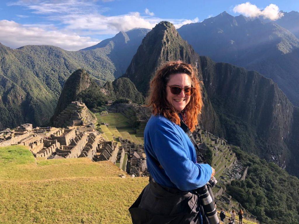 Heather Begins Travel Chat 3 min