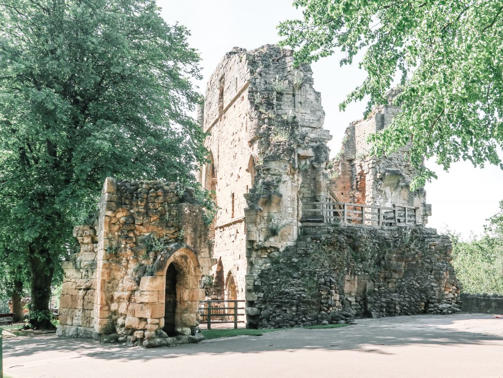 Knaresborough Castle - one of the best things to do in Knaresborough, Yorkshire