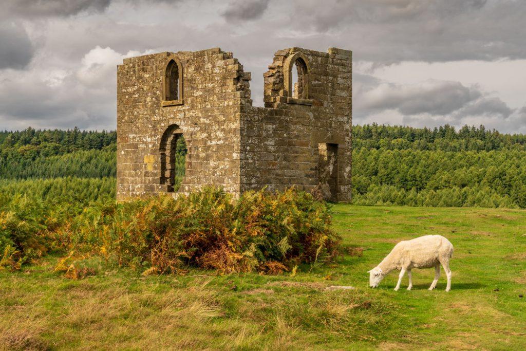 Skelton Tower, North York Moors