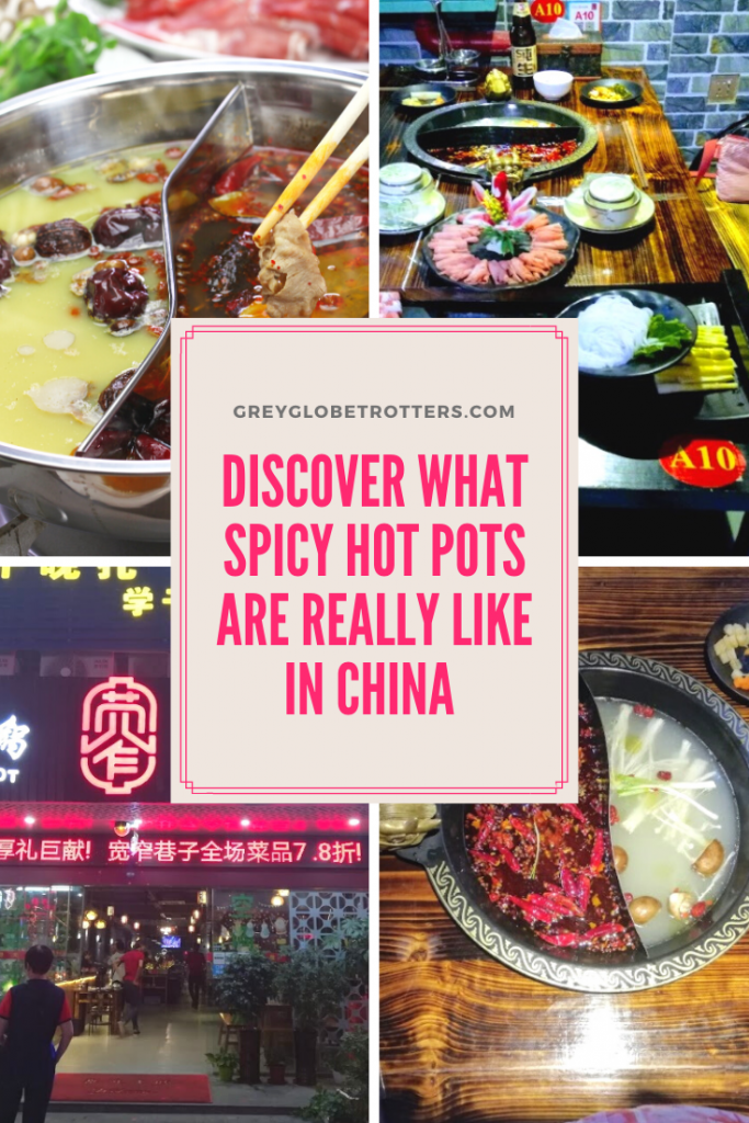 Discover what Spicy Hot Pots Are REALLY Like in China!