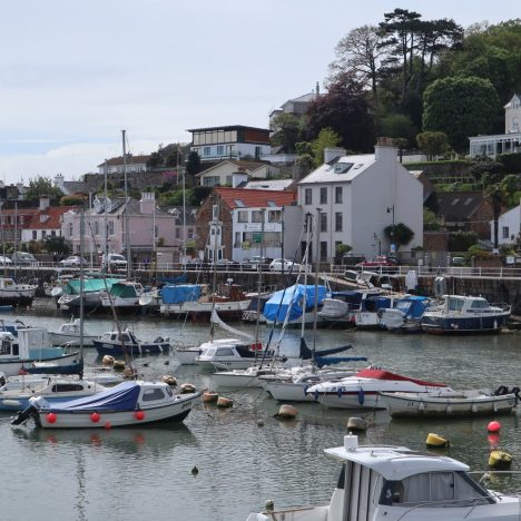Reasons to Visit Jersey include visitng St Aubin's Harbour