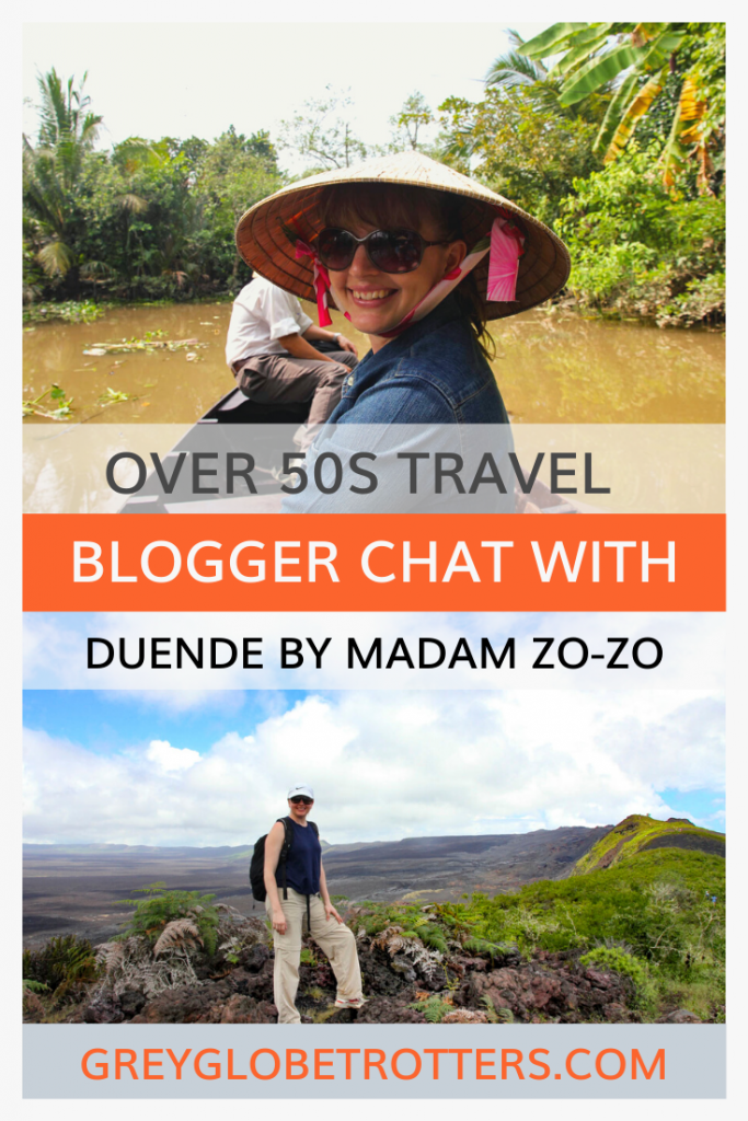 Blogger Chat With Duende by Madam Zo-Zo