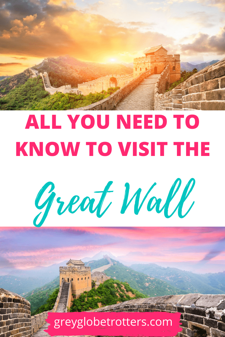 All you need to Visit The Great Wall of China min