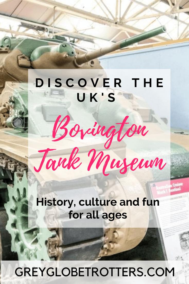 Bovington Tank Museum 1 min