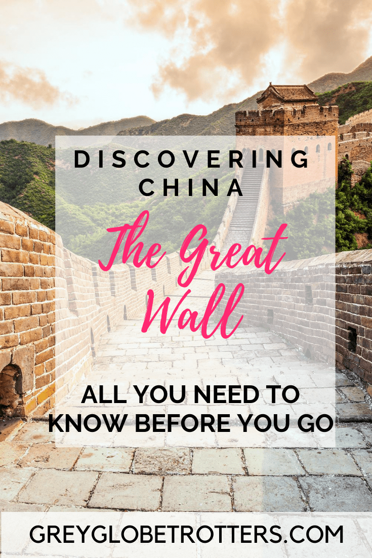 Discovering the Great Wall of China min