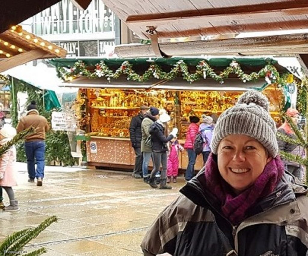 A Fascinating Travel Chat With Alma From Roaming Fox at Munich Christmas Market