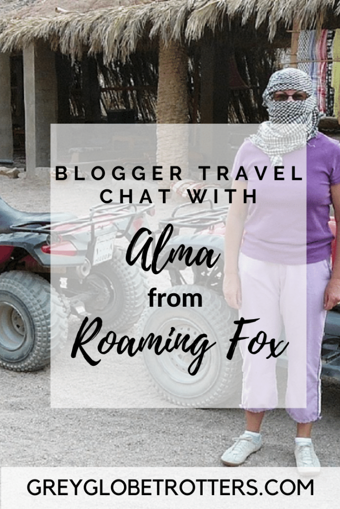 A Fascinating Travel Chat With Alma From Roaming Fox