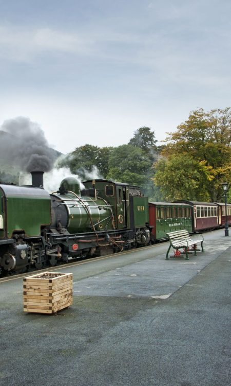 Welsh Highland Heritage Railway, UK