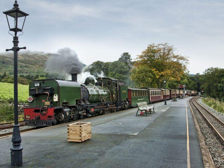 Welsh Highland Heritage Railway, UK